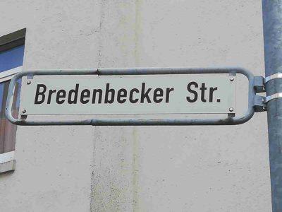 Bredenbecker Straße