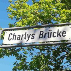 Charlys Brücke an der Holzrehre wird für mehrere Wochen gesperrt