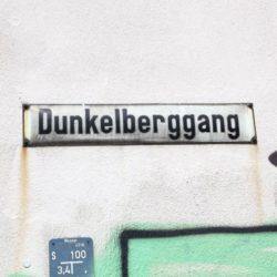 Dunkelberggang