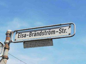 Elsa-Brandström-Straße