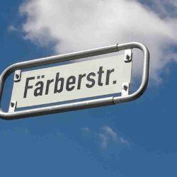 Färberstraße