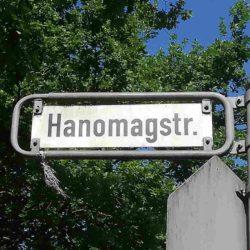 Hanomagstraße