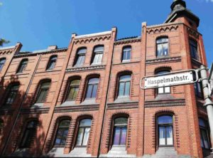 Haspelmathstraße