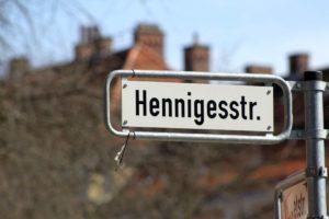Hennigesstraße