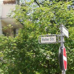 Hohe Straße