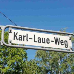 Karl-Laue-Weg