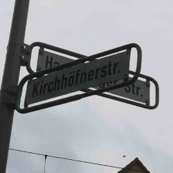 Kirchhöfnerstraße