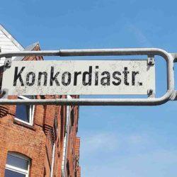 Konkordiastraße