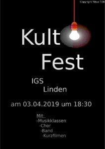 KULTurfest IGS Linden