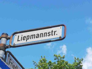 Liepmannstraße