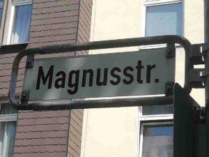Magnusstraße