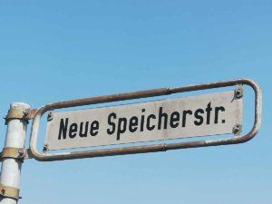 Neue Speicherstraße