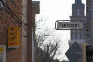 Posthornstraße