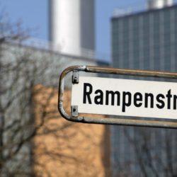 Feuer in Musikübungsraum in der Rampenstraße in Linden-Mitte