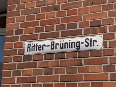Ritter-Brüning-Straße