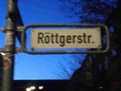 Röttgerstraße