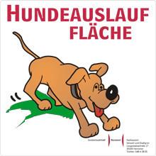 Anleinpflicht Hundeauslauffläche