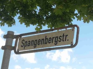 Spangenbergstraße