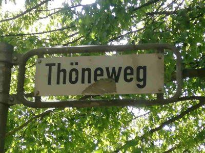Thöneweg