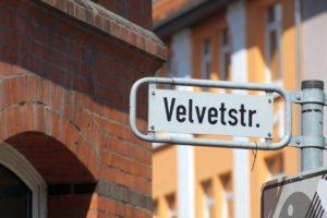 Velvetstraße