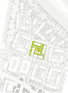 Wasserstadt Limmer Lageplan Baufeld 10