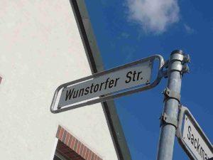 Wunstorfer Straße