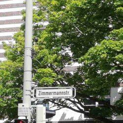 Zimmermannstraße