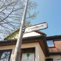 Brunnenstraße
