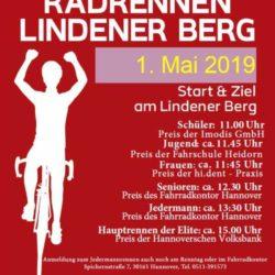Radrennen Lindener Berg 2019