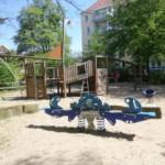Spielplatz Ungerstraße