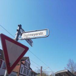 Tegtmeyerstraße