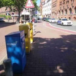 Briefkästen Standorte in Linden / Limmer