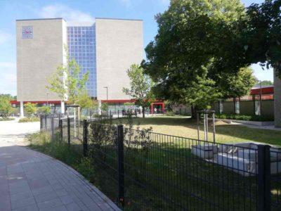 Gymnasium Limmer Eingang