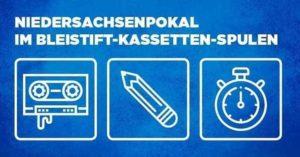 Niedersachsenmeisterschaft im Bleistiftspulen