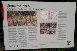Informationstafel Limmerbrunnen