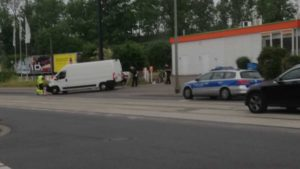 Unfall Badenstedter Straße
