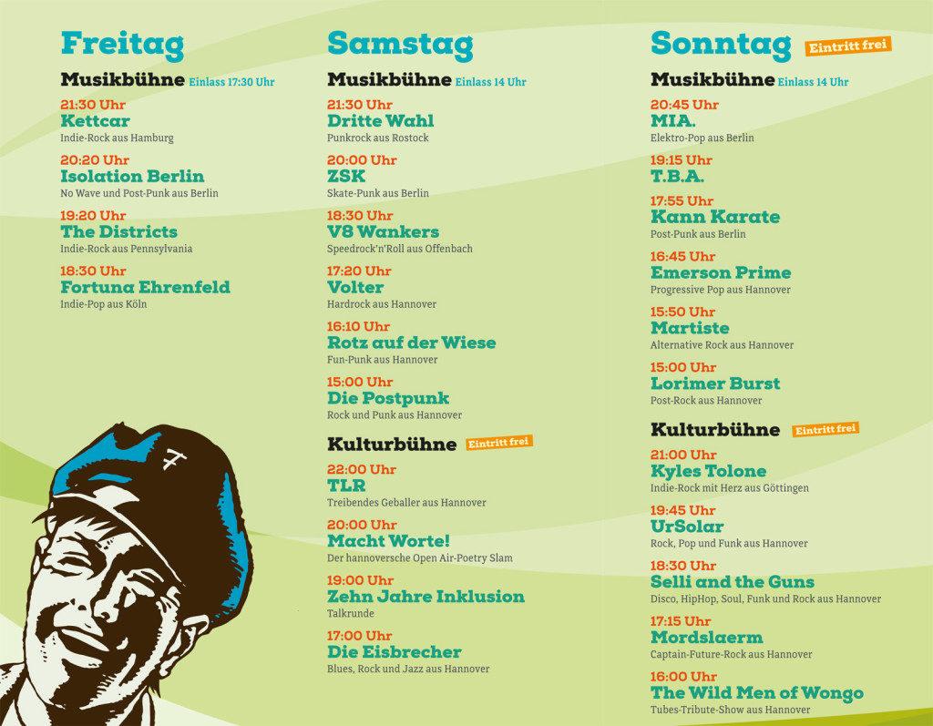Fährmannsfest Programm 2019