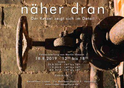 Fotoausstellung Kesselhaus