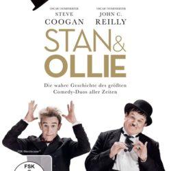 STAN & OLLIE - Die wahre Geschichte des größten Comedy-Duos aller Zeiten