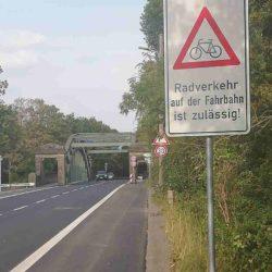 Eichenbrink Radfahrer