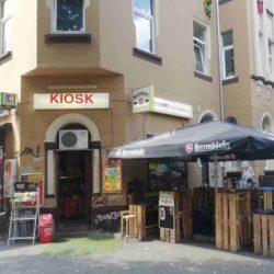 Kiosk Pfarrlandplatz