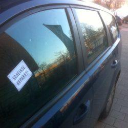 """Parken in Linden """"k""""ein Problem"""