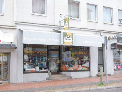 Ein Verlust für Linden - RZ-Möbel schließt nach 43 Jahren
