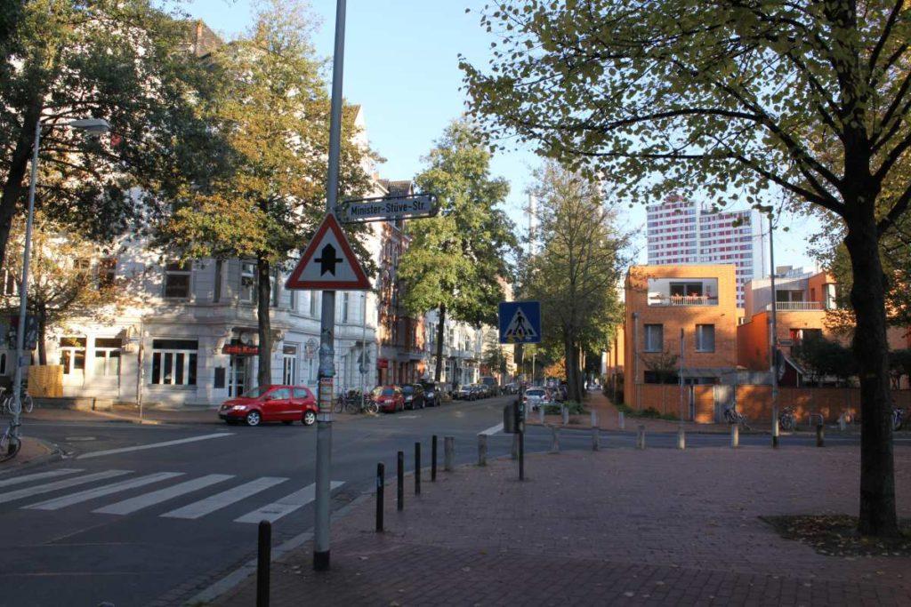Stephanusstraße Ecke Gartenallee 2011