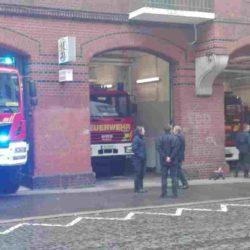 Feuerwehreinsatz am Sonntagmorgen an der Göttinger Straße