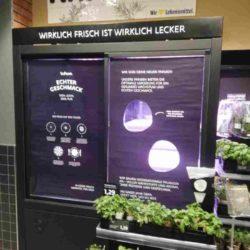 Infarming – Landwirtschaft mitten im Supermarkt in Linden