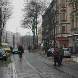 Limmerstraße – Markierungen sollen Fußgängerzone besser hervorheben
