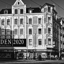 LINDEN 2020 . Der neue Lindenkalender in schwarzweiß ist da!