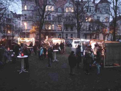 Weiihnachtsmarkt Bethlehemkirche