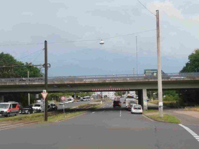 Westschnellweg Limmerstraße